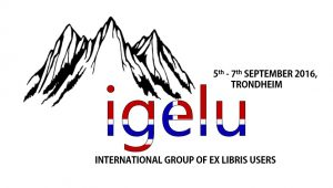 Registration open – 11th IGeLU Conference in Trondheim, Norway