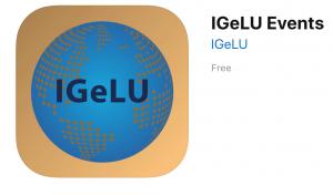 IGeLU Conference App 2018