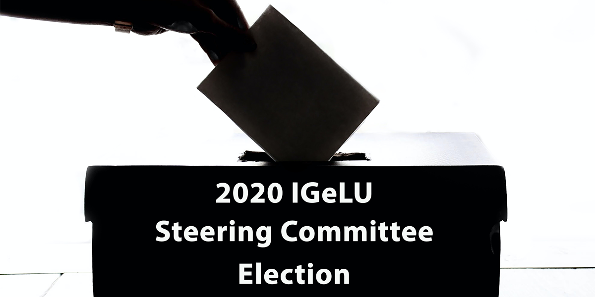 Steering Comittee Election