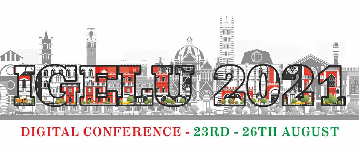 IGeLU 2021 Digital Conference